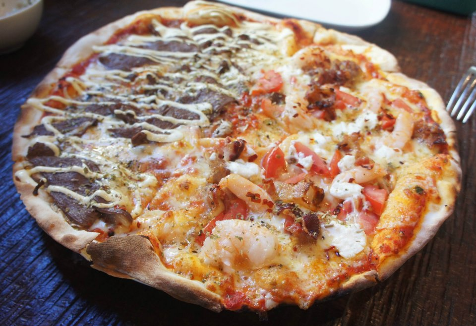 Svens Viking Pizza, Bondi Junction