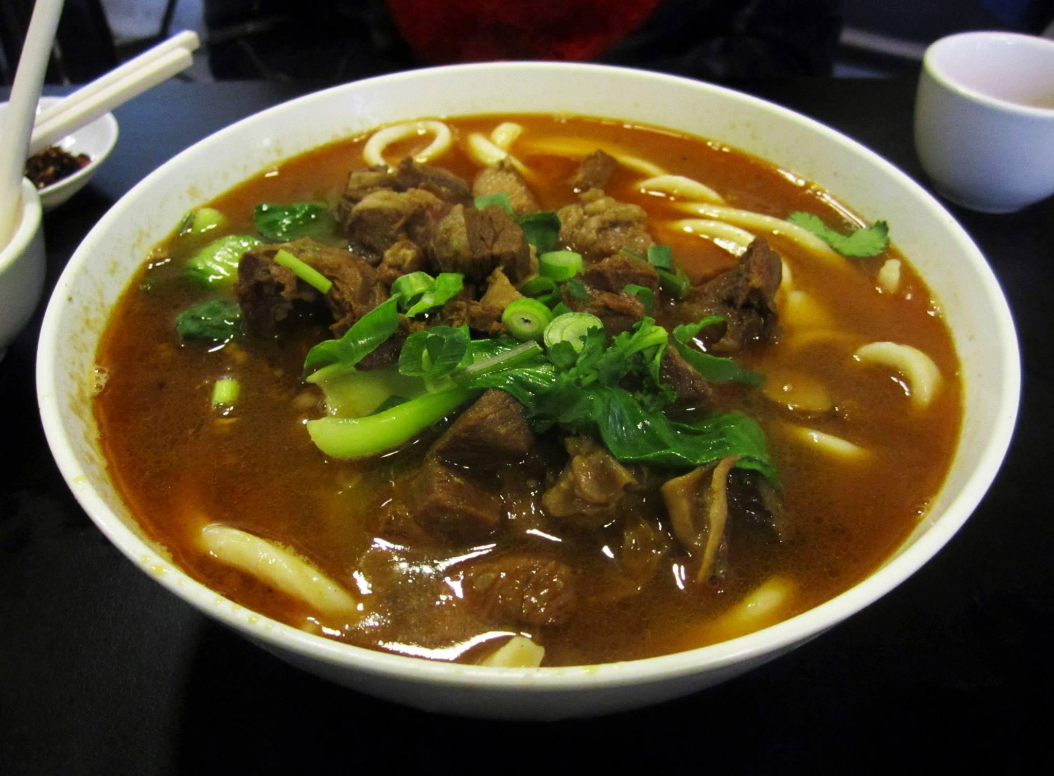 Chinese Noodle Restaurant, Haymarket
