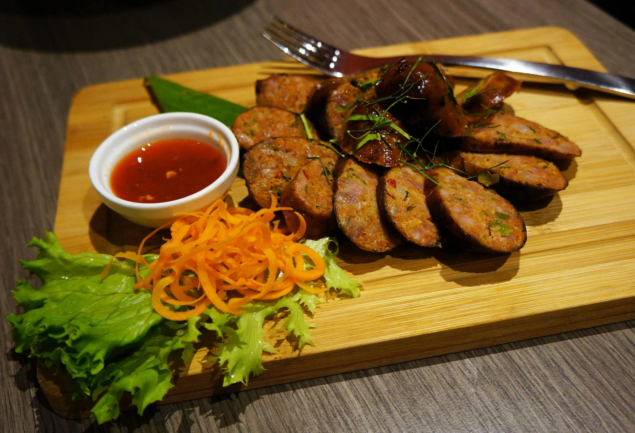 Maenam lao thai strathfield the food diary a sydney for Ano thai lao cuisine menu