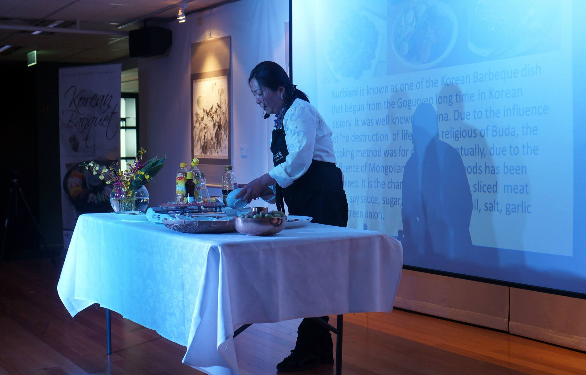 Korean Banquet Showcase, Sydney