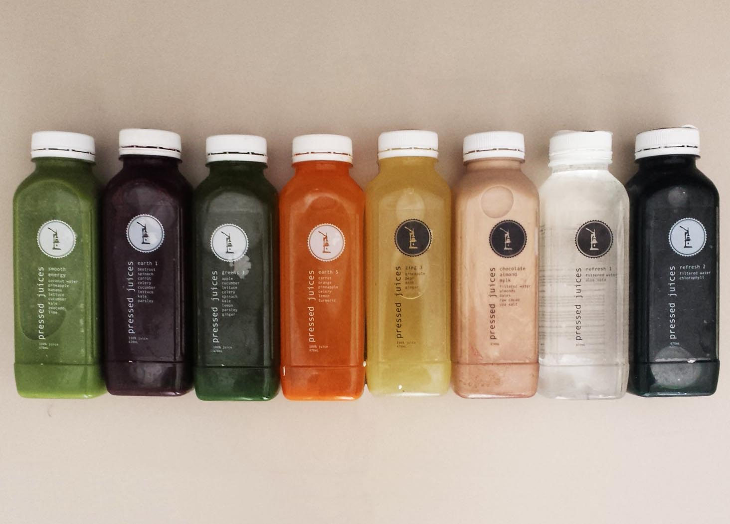Pressed Juices, Sydney