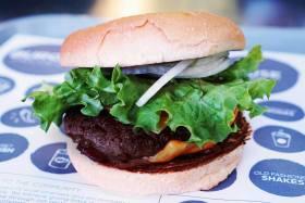 Burger Project, CBD
