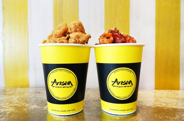 Arisun Express & Azoto, CBD
