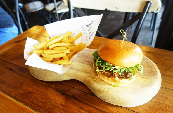 Hub House Diner, Dulwich Hill