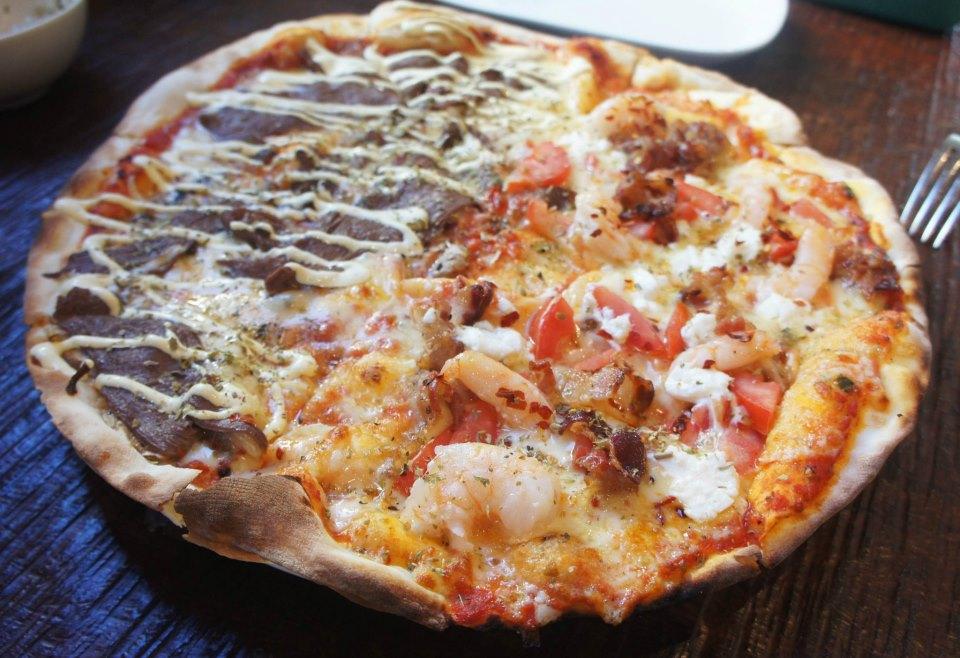 Svens Viking Pizza, Bondi Junction