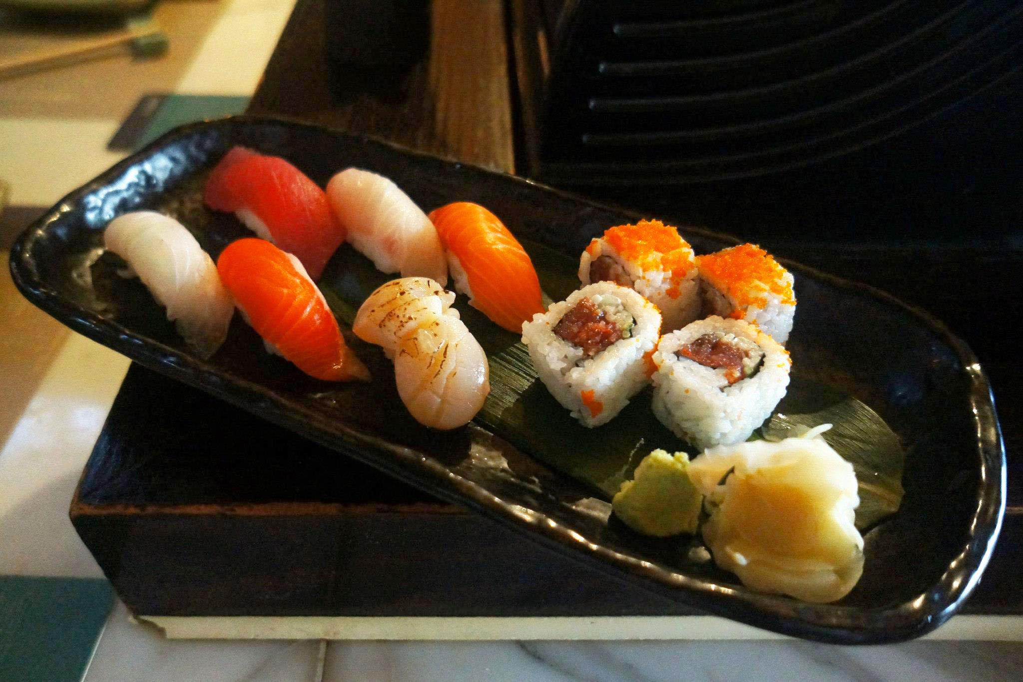 Sushi E, CBD
