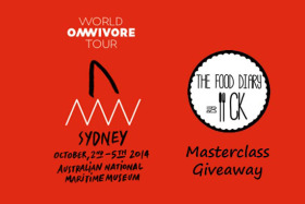 Omnivore Festival Giveaway